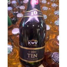 KWV 10 year Brandy