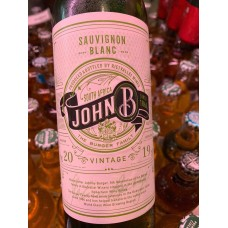 John B Sauvignon Blanc 2019