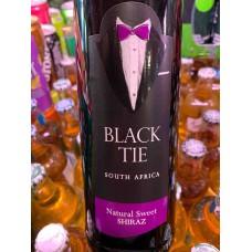 Black Tie Natural Sweet Shiraz
