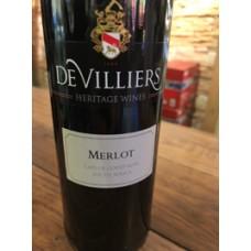 De Villers Merlot 2019