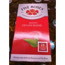 Five Roses Black Tea