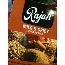 Rajah Curry Powder Mild and Spicy
