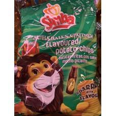 Simba chutney chips
