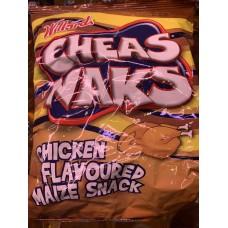 Williards Cheas Naks Chicken Flavour