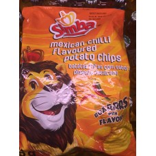Simba Mexican Chilli Chips