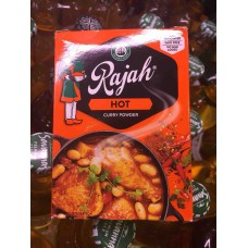 Rajah Curry Powder Hot