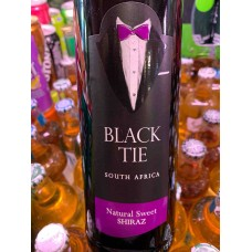 Black Tie Natural Sweet Shiraz