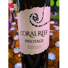 Coral Reef Pinotage 2019