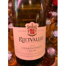 Rietvallei Chardonnay 2018
