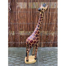Holz Giraffe
