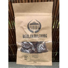 Lemon Pepper Biltong