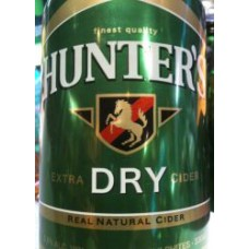 Hunters Dry Cider